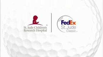 St. Jude Children's Research Hospital TV Spot, 'PGA Tour' - Thumbnail 10