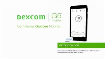 Dexcom G5 Mobile TV Spot, 'Always Know' Featuring Kris Freeman - Thumbnail 3