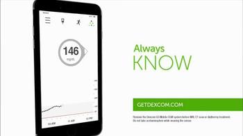 Dexcom G5 Mobile TV Spot, 'Always Know' Featuring Kris Freeman - Thumbnail 4