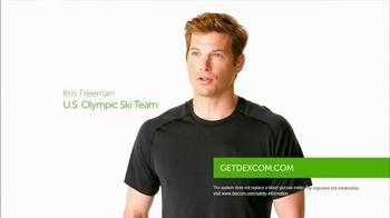 Dexcom G5 Mobile TV Spot, 'Always Know' Featuring Kris Freeman - Thumbnail 7