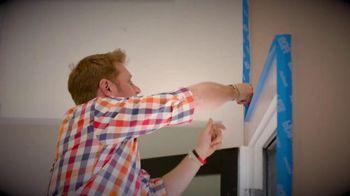Scotch Blue Platinum Painter's Tape TV Spot, 'NBC: Transform Your Space'