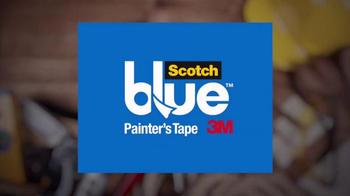 Scotch Blue Platinum Painter's Tape TV Spot, 'NBC: Transform Your Space' - Thumbnail 9