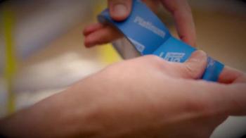 Scotch Blue Platinum Painter's Tape TV Spot, 'NBC: Transform Your Space' - Thumbnail 2