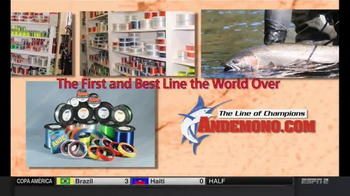ANDE Monofilament TV Spot, 'Best Line in the World' - Thumbnail 4