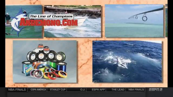 ANDE Monofilament TV Spot, 'Best Line in the World' - Thumbnail 2