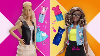 Barbie Fashionistas TV Spot, 'Love Your Look' - Thumbnail 3