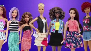 Barbie Fashionistas TV Spot, 'Love Your Look' - Thumbnail 4