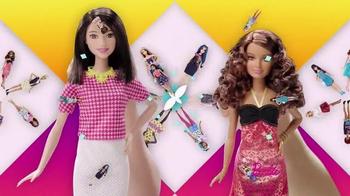 Barbie Fashionistas TV Spot, 'Love Your Look' - Thumbnail 5