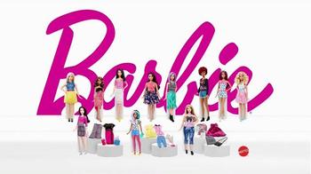 Barbie Fashionistas TV Spot, 'Love Your Look' - Thumbnail 7