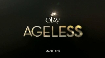 Olay Total Effects Anti-Aging Daily Moisturizer TV Spot, 'Be Ageless' - Thumbnail 10