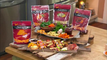 Sargento Snack Bites TV Spot, 'Hallmark Channel: Big Bold Flavors' - 5 commercial airings