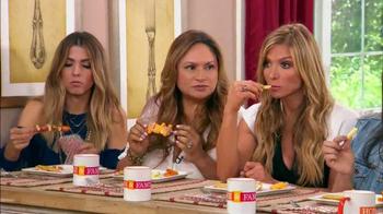 Sargento Snack Bites TV Spot, 'Hallmark Channel: Big Bold Flavors' - Thumbnail 6