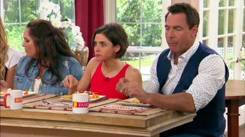 Sargento Snack Bites TV Spot, 'Hallmark Channel: Big Bold Flavors' - Thumbnail 8