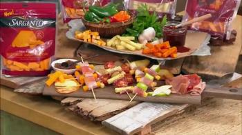 Sargento Snack Bites TV Spot, 'Hallmark Channel: Big Bold Flavors' - Thumbnail 9