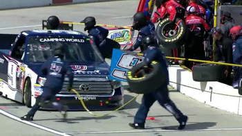 Liberty University TV Spot, 'Brakes' Featuring William Byron - Thumbnail 8