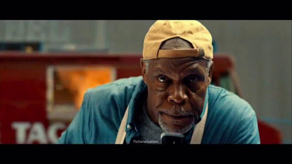Samsung Galaxy S7 Edge Tv Commercial Time Featuring Danny Glover Video