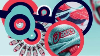 ASICS GEL-Solution Speed 3 TV Spot, 'Swirls' - Thumbnail 1