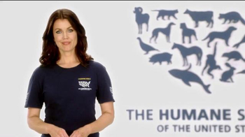 Humane Society TV Spot, 'Honestly' Featuring Bellamy Young - Thumbnail 1