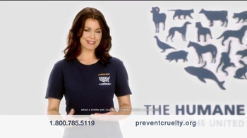 Humane Society TV Spot, 'Honestly' Featuring Bellamy Young - Thumbnail 9