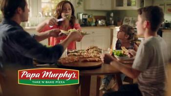 Papa Murphy's Pizza $5 Faves Value Menu TV Spot, 'Leverage' - Thumbnail 1