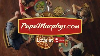 Papa Murphy's Pizza $5 Faves Value Menu TV Spot, 'Leverage' - Thumbnail 8