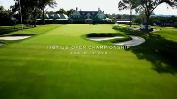 Rolex TV Spot, '2016 U.S. Open: Great Stages' - Thumbnail 9