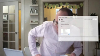 Boomerang for Gmail TV Spot, 'Stay in Touch' - Thumbnail 4