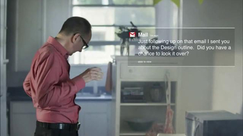 Boomerang for Gmail TV Spot, 'Stay in Touch' - Thumbnail 9