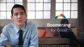 Boomerang for Gmail TV Spot, 'Stay in Touch'