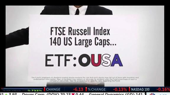 O'Shares Investments TV Spot, 'ETF: OUSA' Featuring Kevin O'Leary - Thumbnail 3