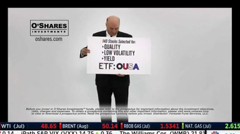 O'Shares Investments TV Spot, 'ETF: OUSA' Featuring Kevin O'Leary - Thumbnail 8
