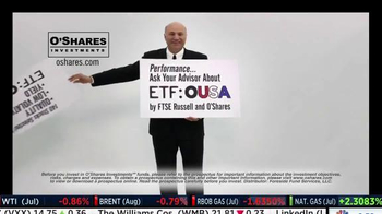 O'Shares Investments TV Spot, 'ETF: OUSA' Featuring Kevin O'Leary - Thumbnail 9