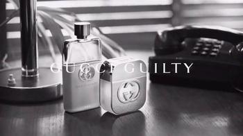 Gucci Guilty TV Spot, 'Rainy Day' Feat. Evan Rachel Wood, Chris Evans - Thumbnail 3