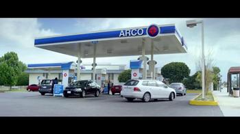 ARCO Quality TOP TIER Gas TV Spot, 'Ninja' - Thumbnail 1