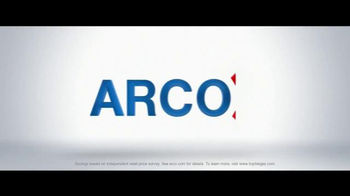 ARCO Quality TOP TIER Gas TV Spot, 'Ninja' - Thumbnail 10