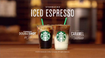 Starbucks Iced Espresso TV Spot, 'Craft Meets Cold' - Thumbnail 10
