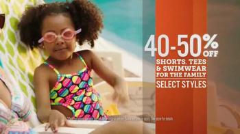 JCPenney Super Saturday Sale TV Spot, 'Swimwear and Flip Flops' - Thumbnail 2