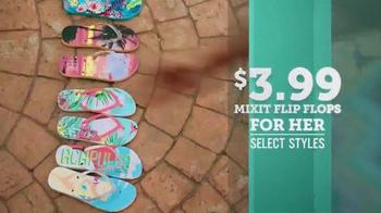 JCPenney Super Saturday Sale TV Spot, 'Swimwear and Flip Flops' - Thumbnail 3