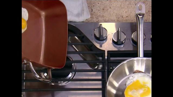Copper Chef Square Pan TV Spot, 'Sistema de 5 piezas' [Spanish] - Thumbnail 5