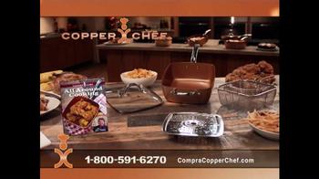 Copper Chef Square Pan TV Spot, 'Sistema de 5 piezas' [Spanish] - Thumbnail 9
