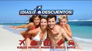 Despegar.com TV Spot, 'Sólo por pocos días' [Spanish] - Thumbnail 5