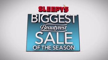 Sleepy's Biggest Beautyrest Sale of the Season TV Spot, 'True Comfort' - Thumbnail 10