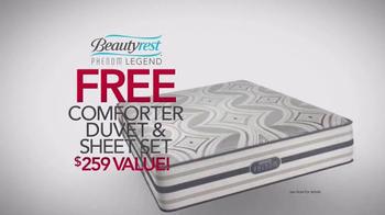 Sleepy's Biggest Beautyrest Sale of the Season TV Spot, 'True Comfort' - Thumbnail 8