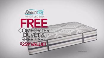 Sleepy's Biggest Beautyrest Sale of the Season TV Spot, 'True Comfort' - Thumbnail 9