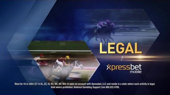 xpressbet.com Mobile TV Spot, 'Horses Don't Wait' - Thumbnail 4