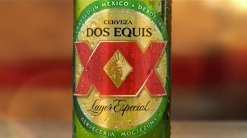Dos Equis TV Spot, \'The Story Behind Our XXs\'