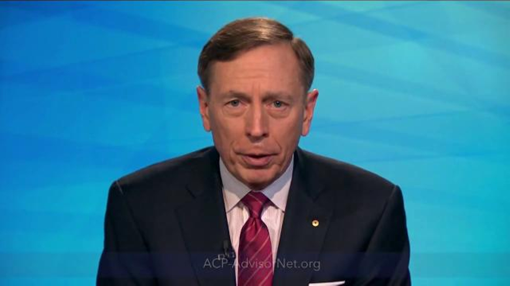 ACP AdvisorNet TV Commercial, 'General (Ret.) David H. Petraeus'