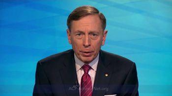 ACP AdvisorNet TV Spot, 'General (Ret.) David H. Petraeus'