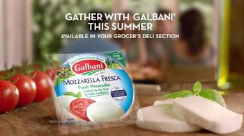 Galbani Mozzarella Fresca TV Spot, 'From Italy to America' - Thumbnail 10