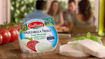 Galbani Mozzarella Fresca TV Spot, 'From Italy to America' - Thumbnail 7